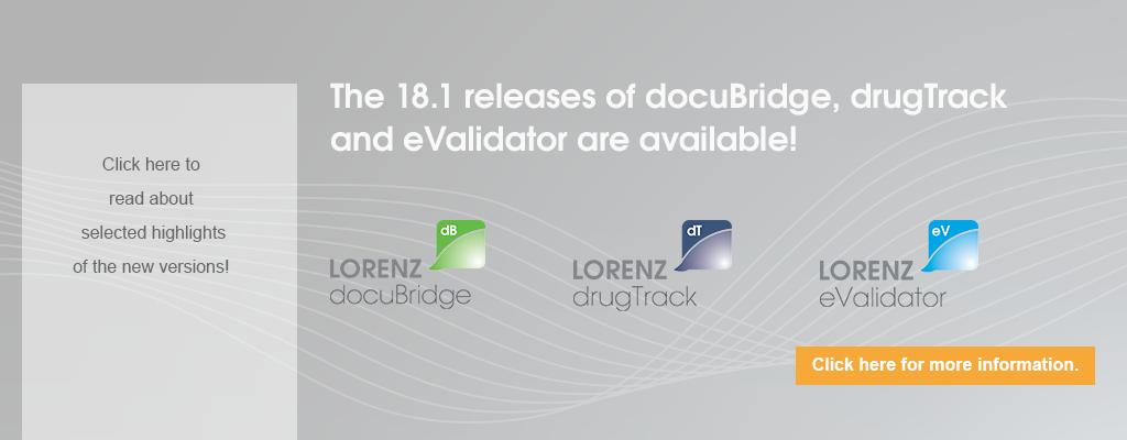 LORENZ 18.1 Release